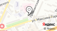 Дент-Профи на карте