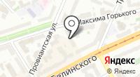 ЖЕМЧУГ на карте