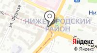 Указатель системы городского ориентирования №5578 по ул.Сенная площадь на карте