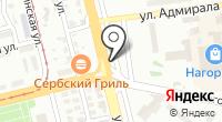 Указатель системы городского ориентирования №11034 по ул.Советская площадь на карте