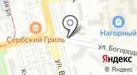 Указатель системы городского ориентирования №5631 по ул.Советская площадь на карте