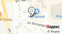 Указатель системы городского ориентирования №6340 по ул.Советская площадь на карте