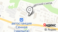 Сетьстройсервис на карте
