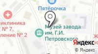 ЦЕНТРАЛЬНАЯ КЛИНИКА на карте
