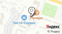 Партизан на карте