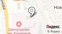 РегионАвто на карте