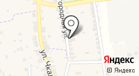 Кардан на карте