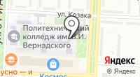 Кировское территориальное управление департамента по образованию на карте