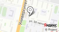 Мелиора на карте