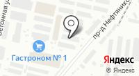 Магазин-склад канцелярских товаров на карте