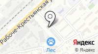 Управление информатизации на карте