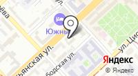 Ворошиловское территориальное управление департамента по образованию на карте