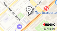 Государственная инспекция труда в Волгоградской области на карте