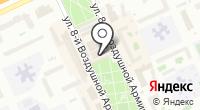 Магазин игрушек и канцтоваров на карте
