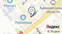 Комитет общественных связей и массовых мероприятий на карте