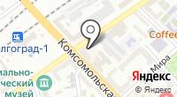 Vis-a-Vis на карте