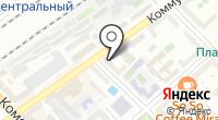 Рарус-Софт на карте