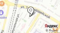 АН-362 на карте