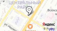 AVI на карте