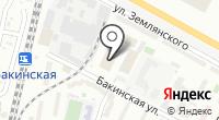 Неготек на карте