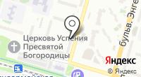 Суфель на карте