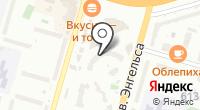 Ашера на карте