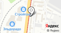 ЭЛС на карте