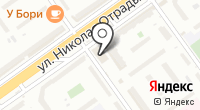 Магазин сувениров и косметики на карте