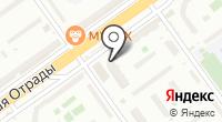 Магазин нижнего белья на ул. Николая Отрады на карте