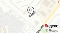 Джина на карте