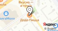 Батарейкин на карте