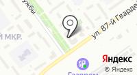 ИНЛАЙН на карте