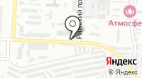Евразия ЦМС на карте