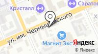 Центр Государственной инспекции по маломерным судам МЧС России по Саратовской области на карте