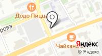 Магазин брюк на карте