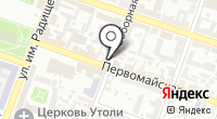 Эсперо на карте