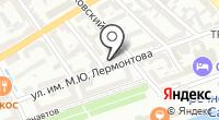 Уголовно-исполнительная инспекция Октябрьского района на карте
