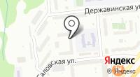 Магазин женской одежды на Шевырёвской на карте