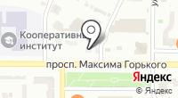Новосельская на карте