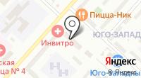 BiELiTA-BiTЭKC на карте