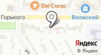 Пакет-сервис на карте