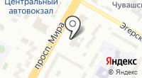 Урал-Пресс Нижний Новгород на карте