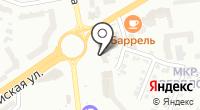 RAFA на карте
