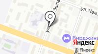 Центр по работе с населением на карте
