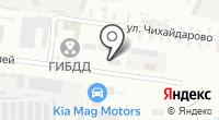 Марийский таможенный пост Нижегородской таможни на карте
