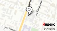Йошкар-Олинская обувная фабрика на карте