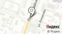 МАКС на карте