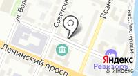 Компьютер-сервис на карте