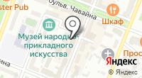 Пульсар на карте