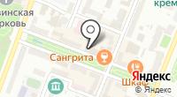 Флэш-Плюс на карте